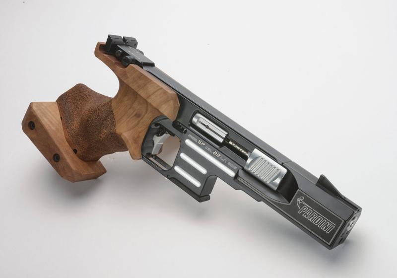 tiro pistola